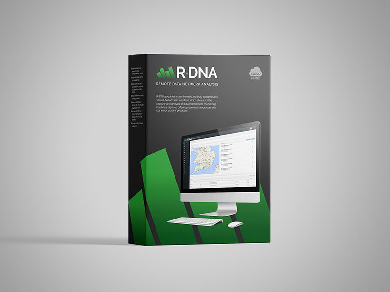 R-DNA Software Box